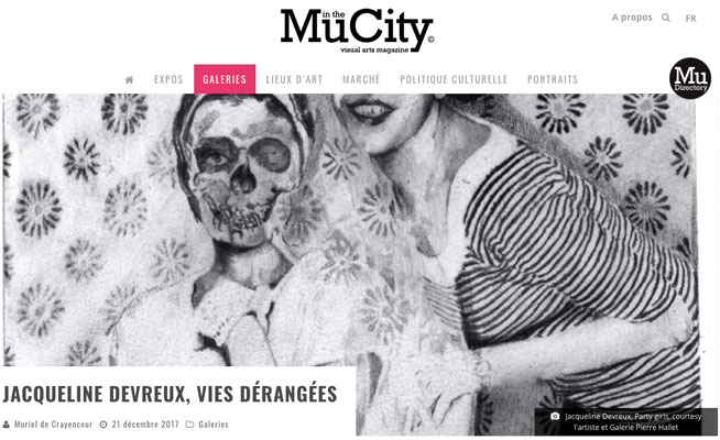 mu in the city, 21 décembre 2017